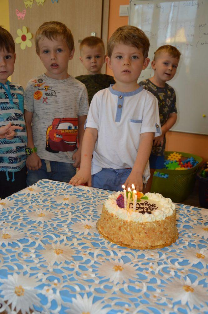 Urodziny Rysia