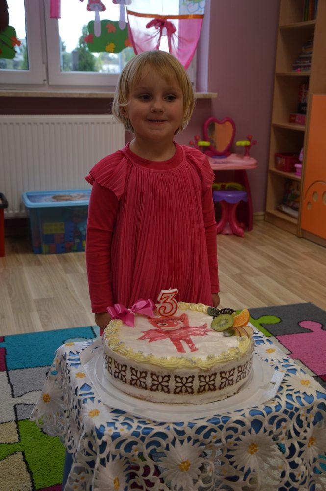 Urodziny Małgosi