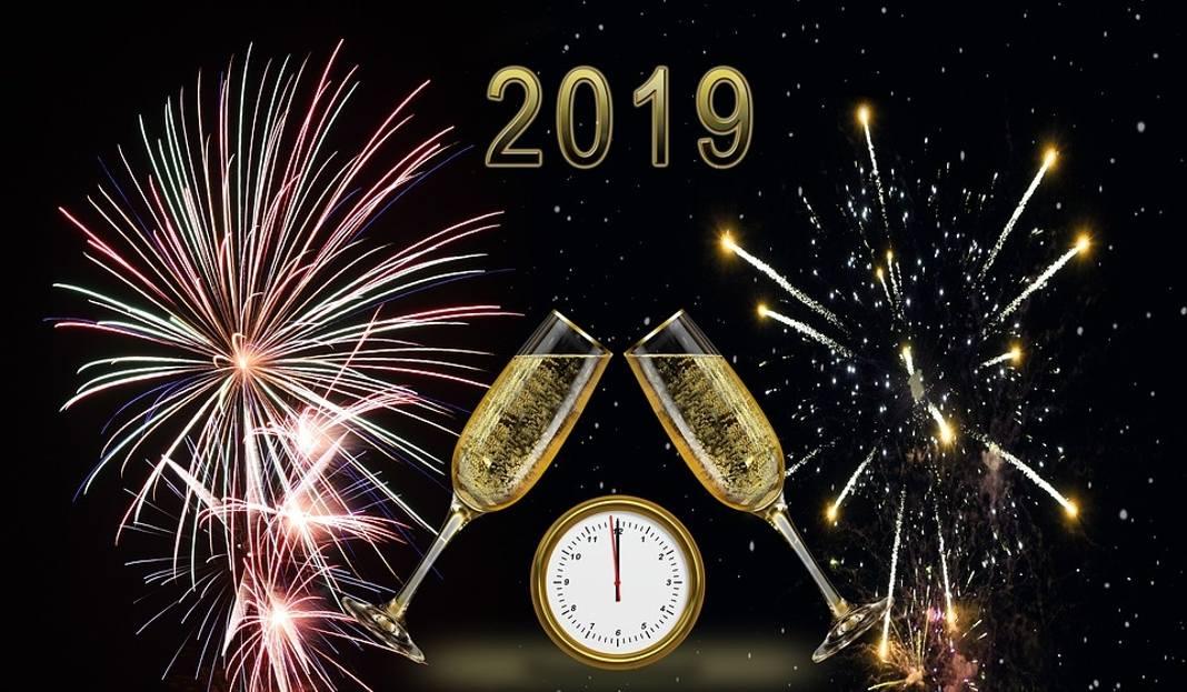 Szczęśliwego Nowego Roku ! ! !